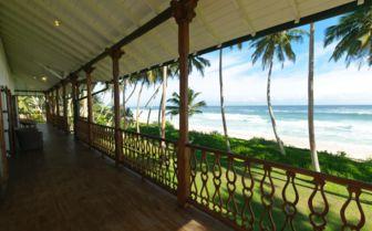 Skye House Balcony, Sri Lanka