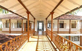 First Floor Landing at Skye House, Sri Lanka