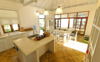 Kitchen at Skye House, Sri Lanka