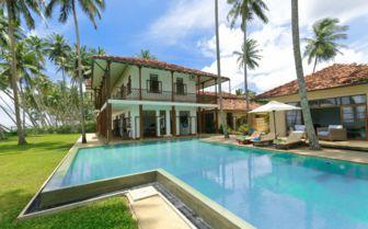 Skye House Swimming Pool, Sri Lanka
