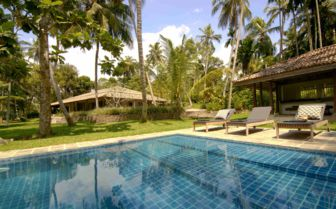 Swimming Pool at Ivory House, Sri Lanka
