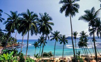 Rolas Island, Sao Tome