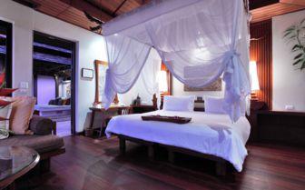 Bedroom at Pimalai, Thailand
