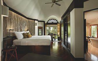 Bedroom at Rayavadee