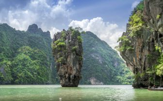 Islands in Pha Nga Bay