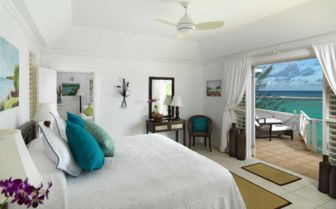 Cottage Bedroom at Jamaica Inn, Jamaica