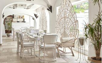 Gusto Grill Restaurant, Grand Hotel Poltu Quatu
