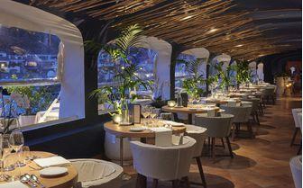 Blubeck Restaurant, Grand Hotel Poltu Quatu
