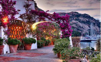 Tanit Restaurant, Grand Hotel Poltu Quatu