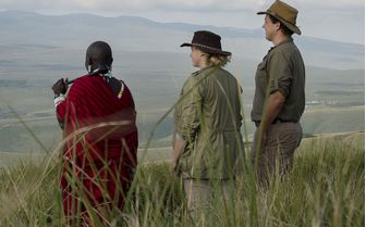 Maasai Guide at The Highlands