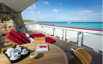 Fregate Suite Terrace