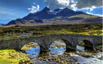 An image of the Isle of Skye