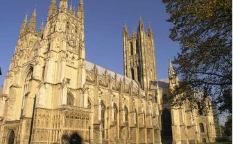 An image of Canterbury Cathedral