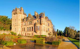 An image of Belfast Castle