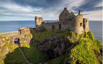 Northern Ireland's Dunluce Castle
