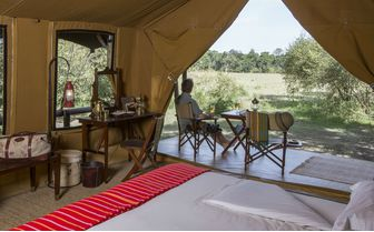 Elephant Pepper Camp Tent
