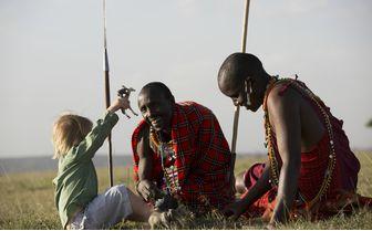 Elephant Pepper Camp Family Safari