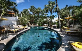 villa marie pool