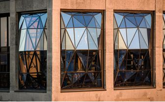 the silo windows