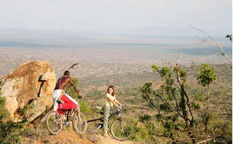 maasai cycling tour