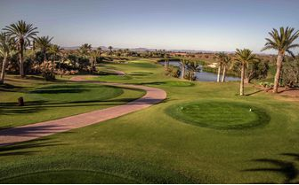 hotel's golf