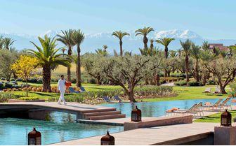 Fairmont Royal Palm Pool