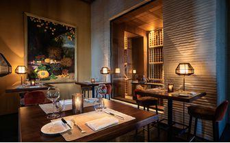 La Caravane restaurant, Fairmont Royal Palm