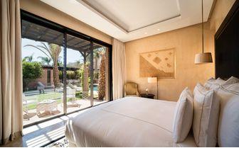 Princes Villa bedroom