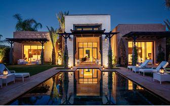 Princes Villa, Fairmont Royal Palm Marrakech