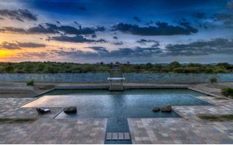 Pool_sunset