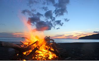 wharekauhau_campfire