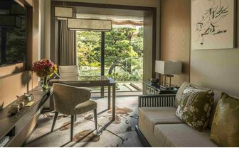 four seasons kyoto residential suite