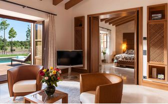 Castell son Claret Pool Suite