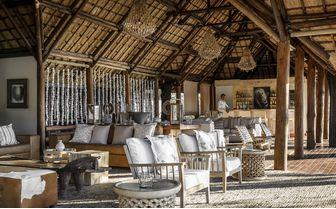 chiefs camp botswana lounge