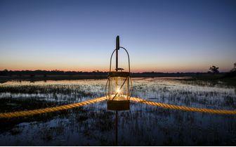 lantern lit views