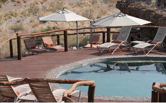 pool view namibia
