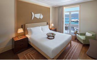 deluxe room at regent porto montenegro