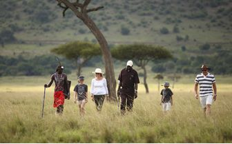 kichwa tembo bush walk