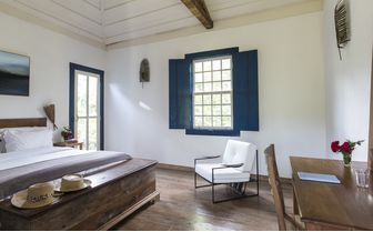 Fazenda Catucaba Room