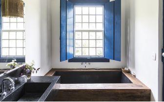 Fazenda Catucaba Bathroom