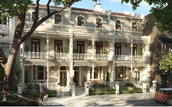 spicers potts point exterior