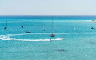 Columbia Beach Resort watersports