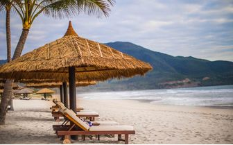 the anam beach vietnam