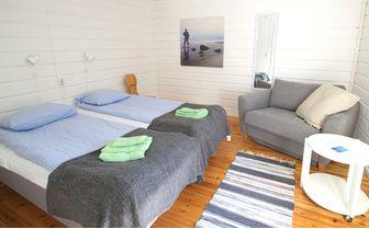 Sorbyn Lodge Cabin