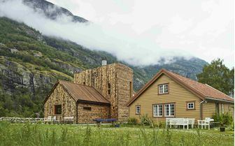 Luxury hotel in Norway