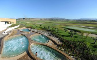 Verdura Resort the Spa and Thalassotherapy Pools