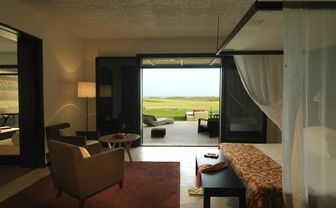 Verdura Resort Ambassador Suite and its view