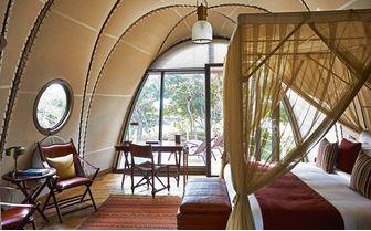 cocoon bedroom