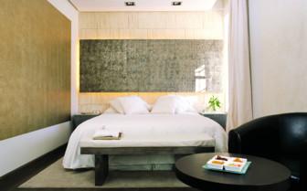 Bedroom at Palacio del Bailio