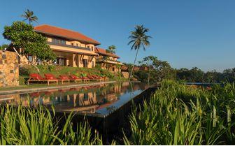two bedroom cape pool villa